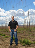 Ryan Gregory, plant Genomist for Hopsteiner, Prosser, WA. April 26, 2021