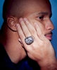 Seattle Seahawk Jermaine Kearse and his Super Bowl ring.