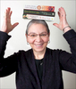 Nancy Pearl, librarian.