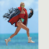 frida aasen fashion modelKey Biscayne FLUSA