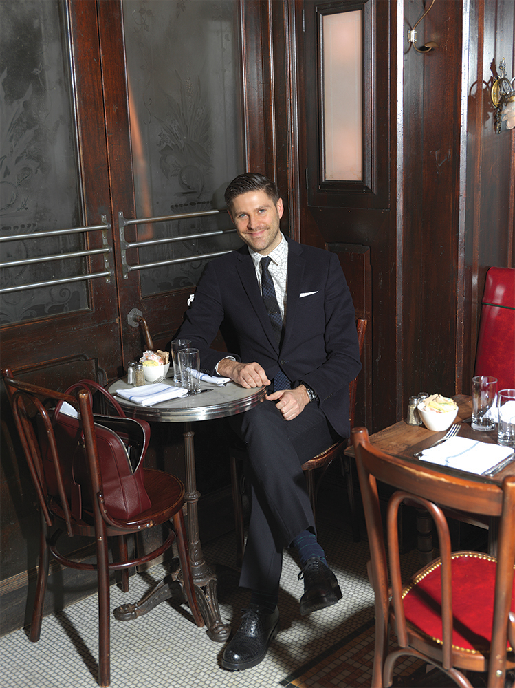 Dan Wakeford Life&Style Editor in Chief at Balthazar in New York
