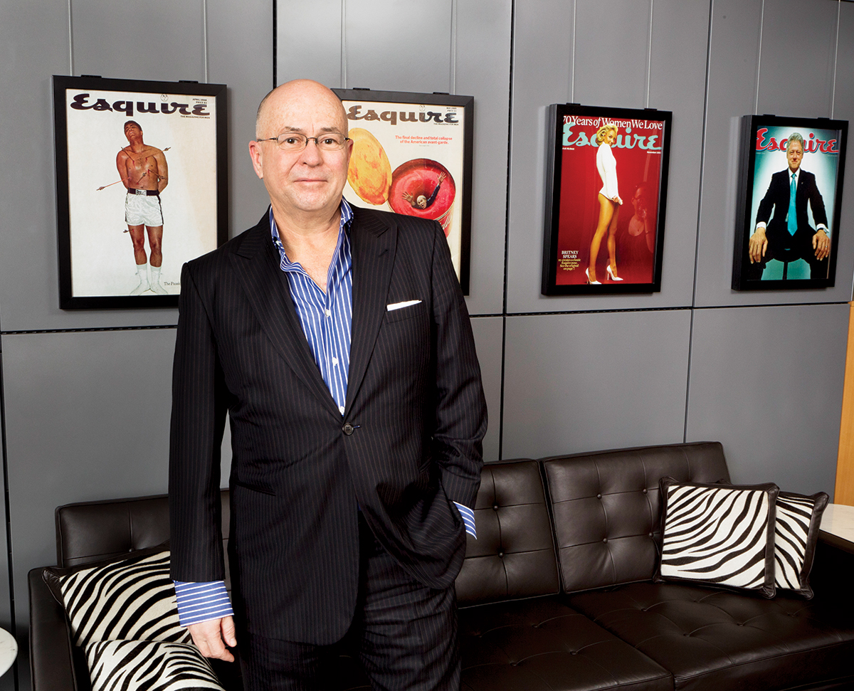 Esquire Editor in Chief David Granger