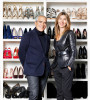 Alex Gonzales Artistic director and Nina Garcia Creative director at Marie Claire