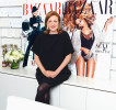 Harpers Bazaar Editor in Chief Glenda Bailey