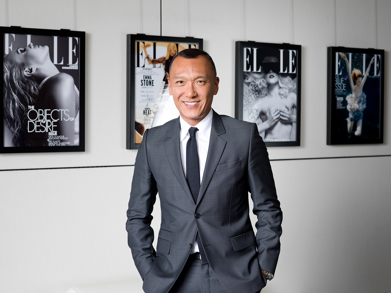 Elle Creative Director Joe Zee