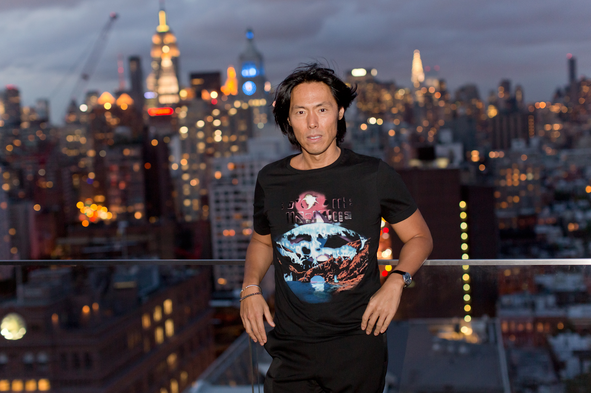 Stephen Gan Founder and Creative director of V Magazine