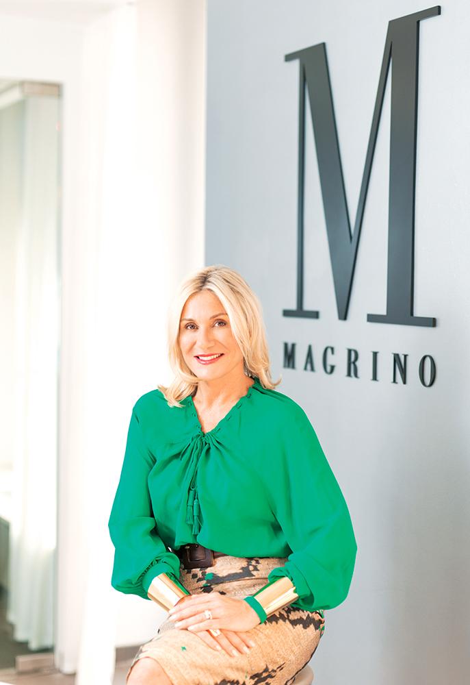 PR maven Susan Magrino