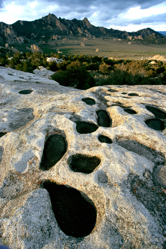 City of Rocks National Monument, Idaho