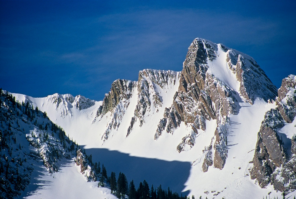 Northern Bridgers, Montana