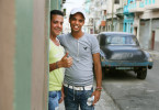 {quote}Take my photo,{quote} Barrio Vedado
