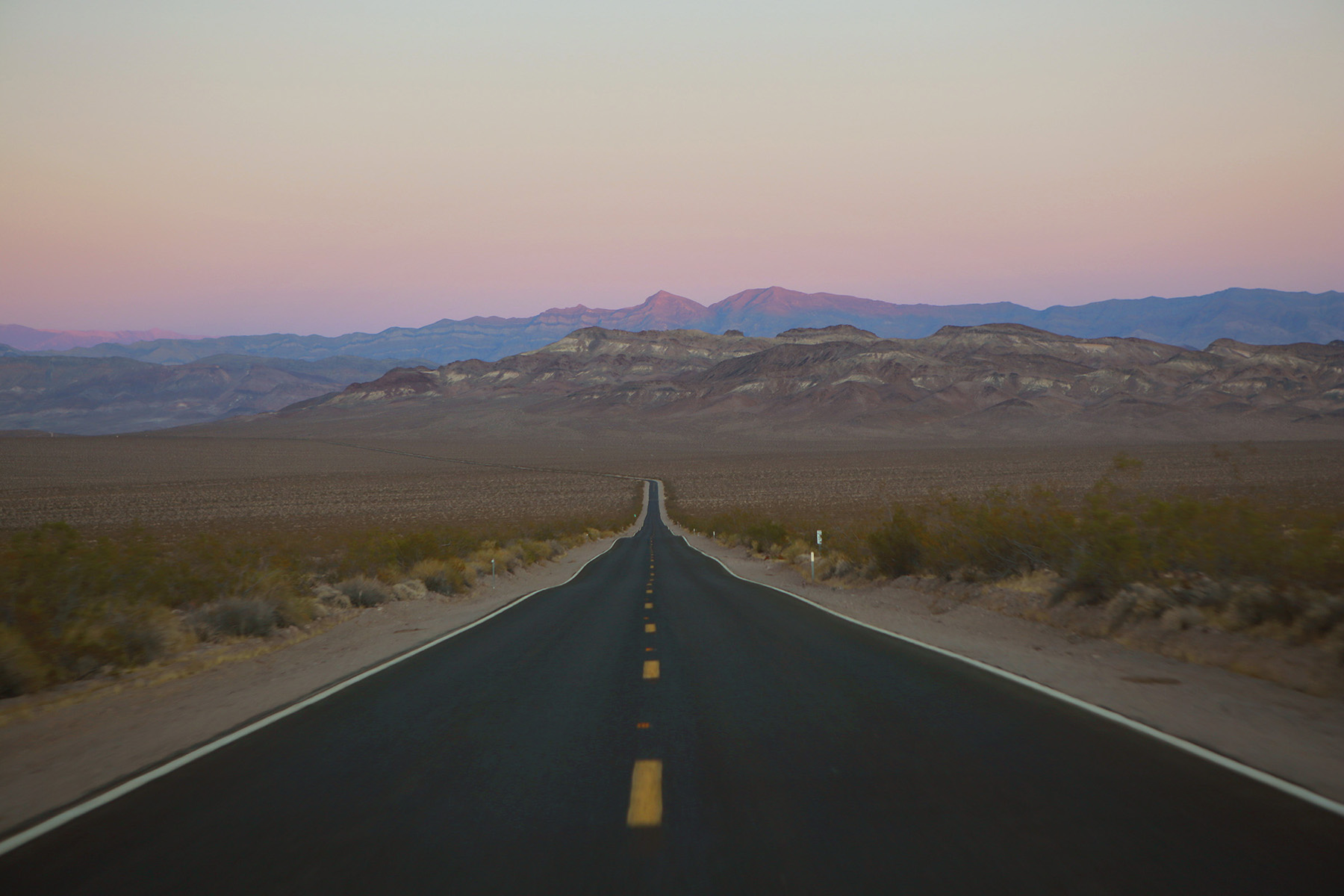 Jubilee Pass, Death Valley National Park, California