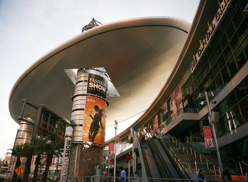 Fashion Show Mall, Las Vegas.