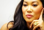 Actress and entrepreneur Kimora Lee Simmons is photographed at Macy's inside Fashion Show Mall Thursday, Feb. 15, 2007.
