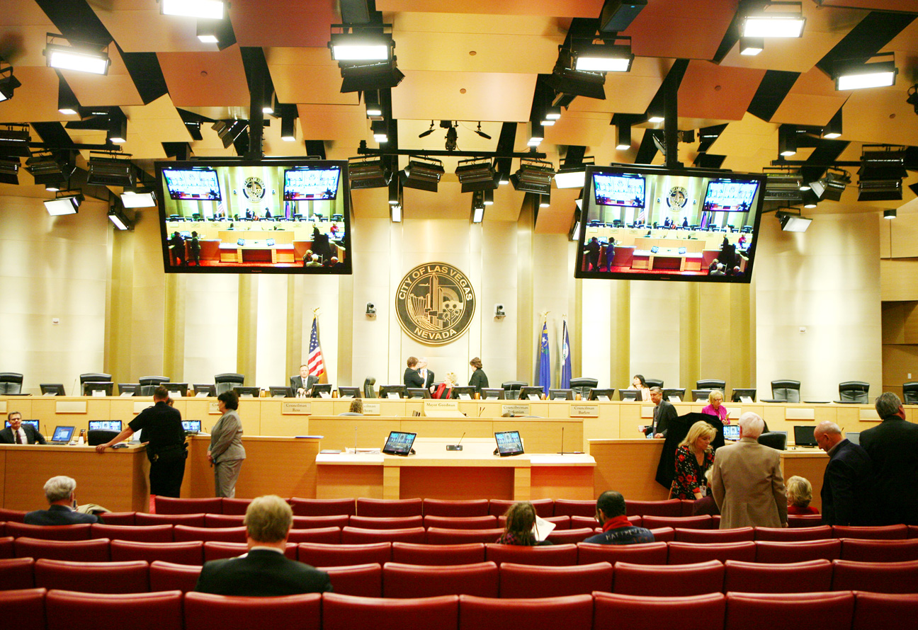 City Hall, Las Vegas