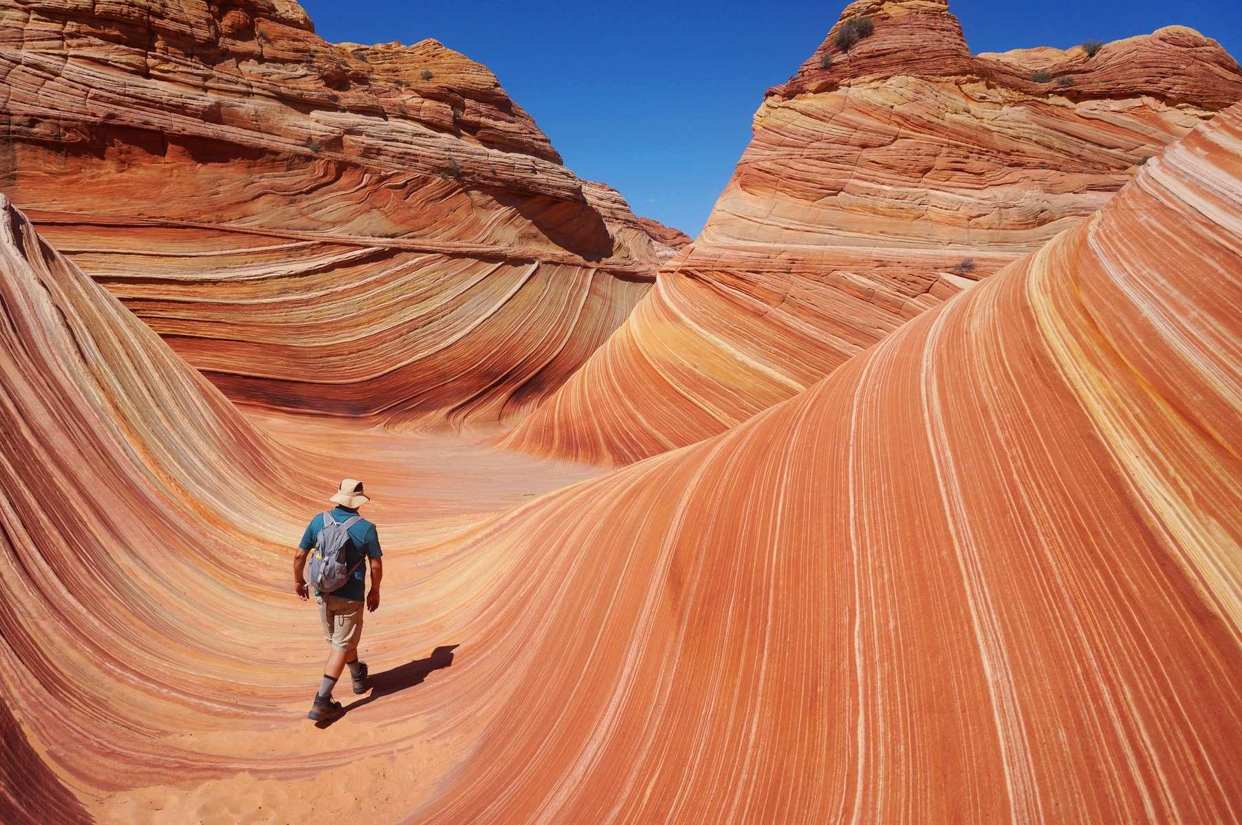 The Wave, Paria Canyon-Vermilion Cliffs Wilderness Area