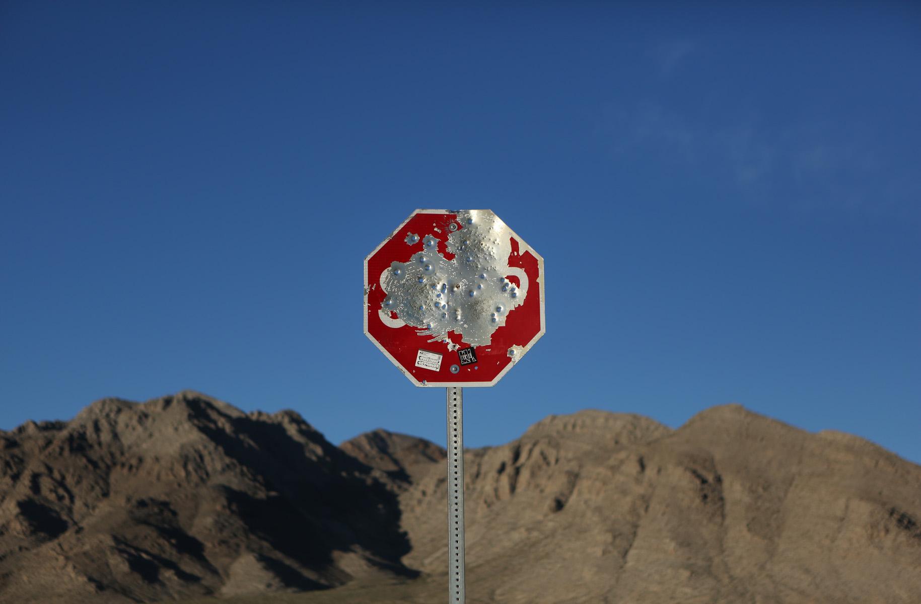 Rachel, Nevada.