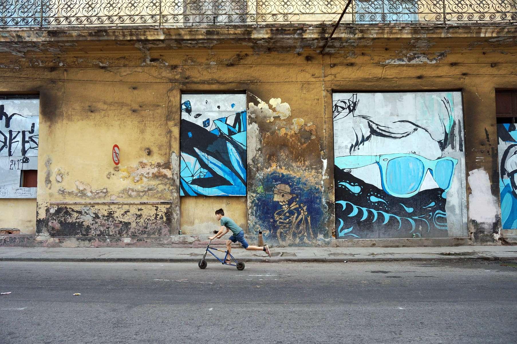 Vroom, Habana Vieja