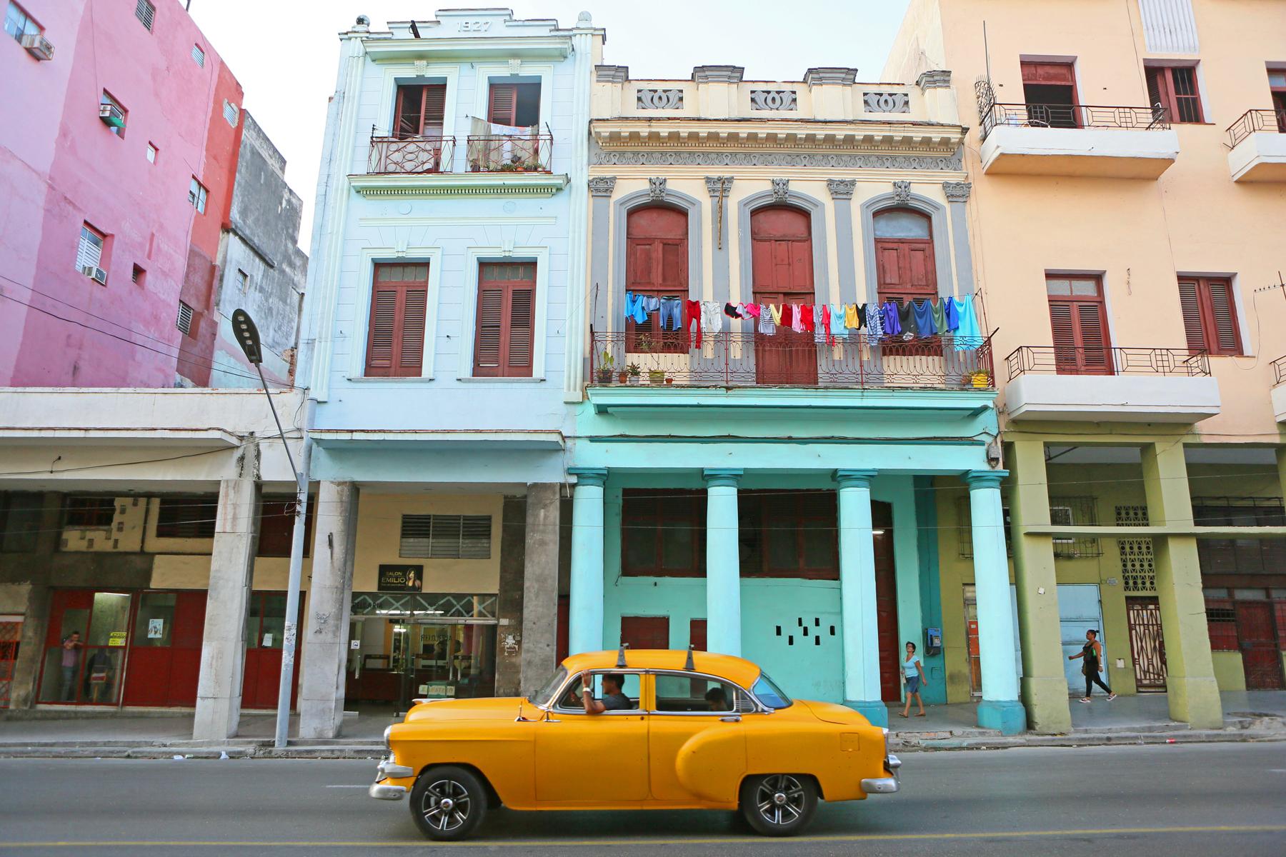 Colores Cubanos, Habana Centro