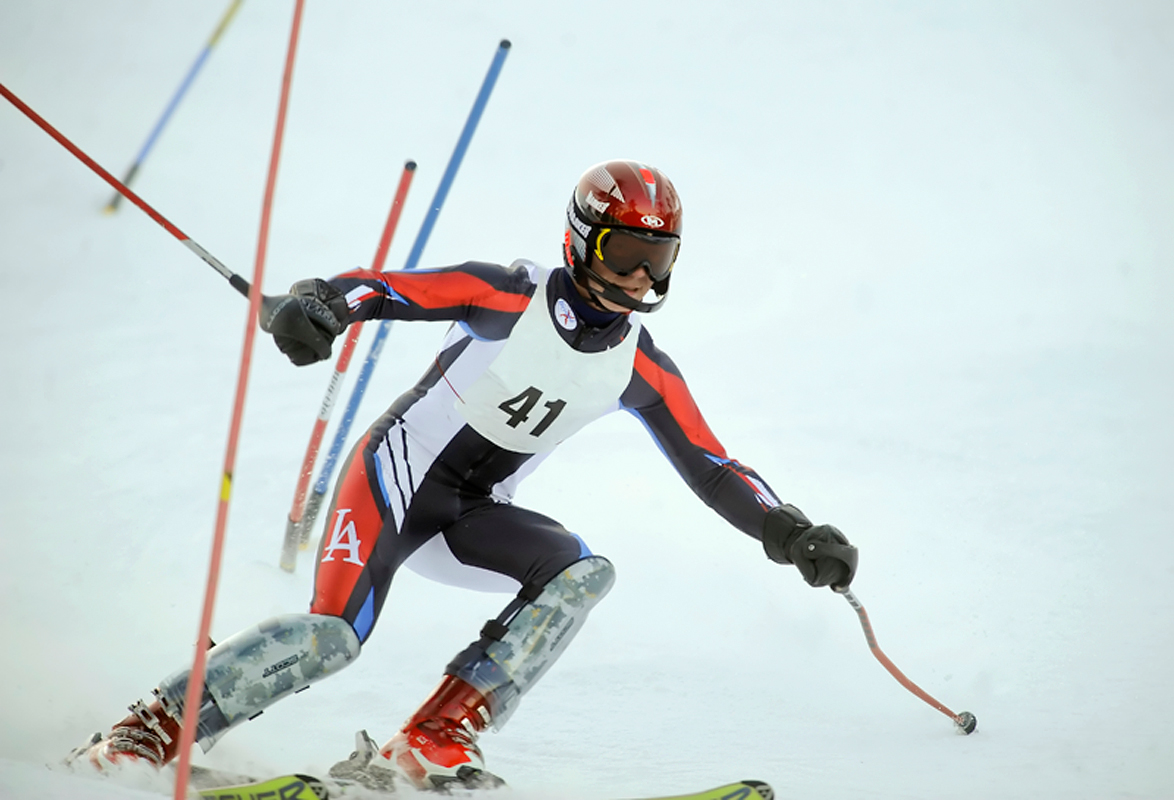 Click to order ski photos