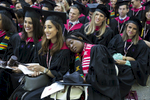 Harvard University's 367th Commencement. Jon Chase/Harvard Staff Photographer