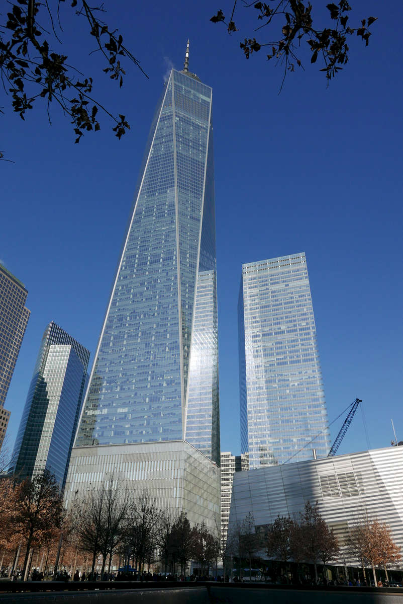 World Trade Center. Jon Chase photo