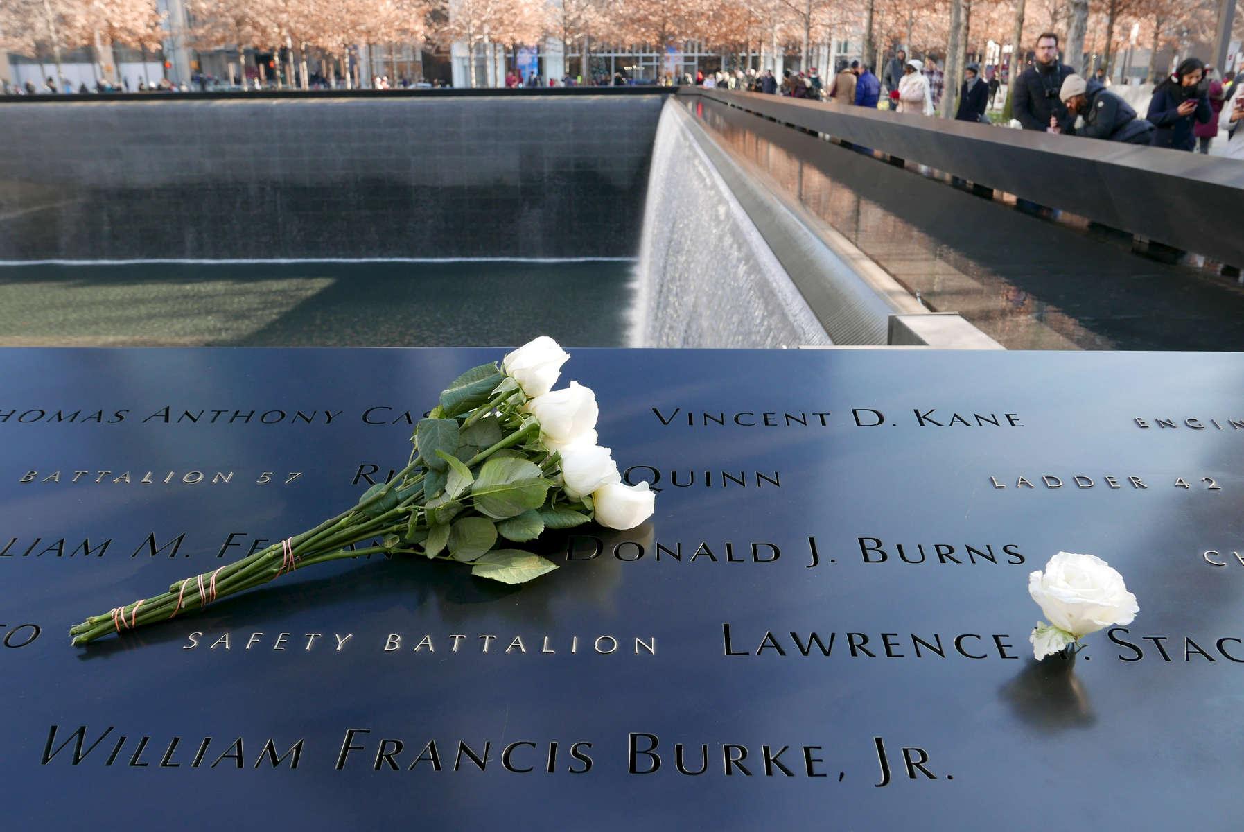 9/11 Memorial, NYC. Jon Chase photo