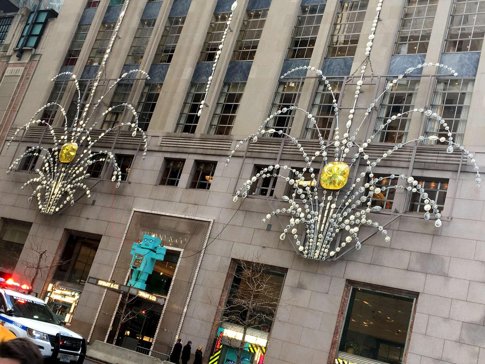 Tiffany's, NYC. Jon Chase photo