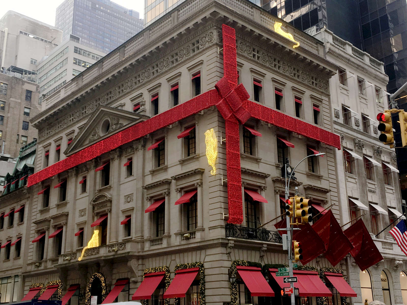 Cartier building, NYC. Jon Chase photo