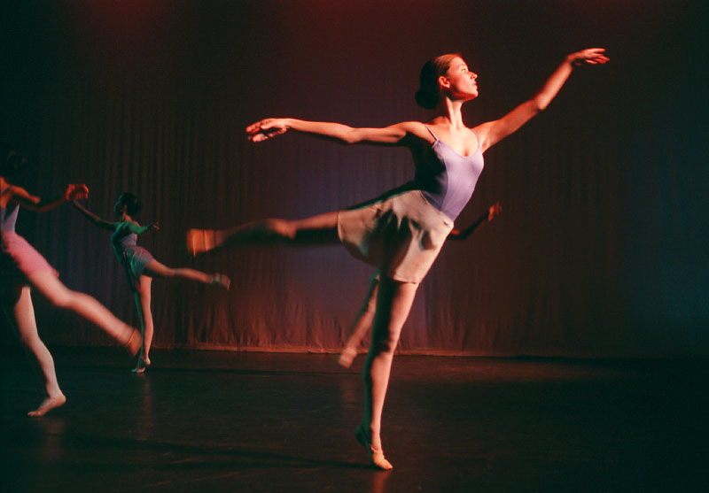 © 2010 Harvard University. Arts First ballet group, Harvard University.