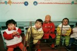 Young children past the age when most adoptions occur, at the Children's Welfare Institute in Hefei.