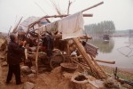 China_flood_makeshift-home