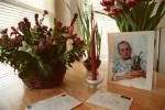 Mementos from Rita's memorial service.