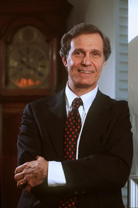 © 2010 Harvard University. Former Harvard University President Neil L. Rudenstine.