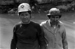 Two coalminer brothers, one union, one non-union, Norton, Va.