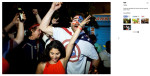 For Dazed and Confused during the World Cup in Rio de JaneiroPublished: June 2016