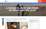 A Father's Love: The Story of Peter and Dr. Alex