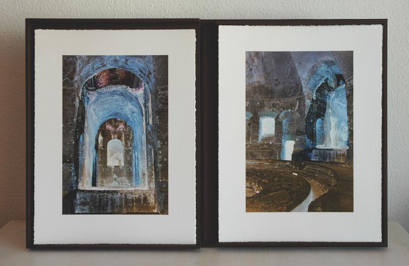 Archival pigment printson 100% cotton acid free watercolor paper24 x 18 in. (60.96 x 45.72 cm)