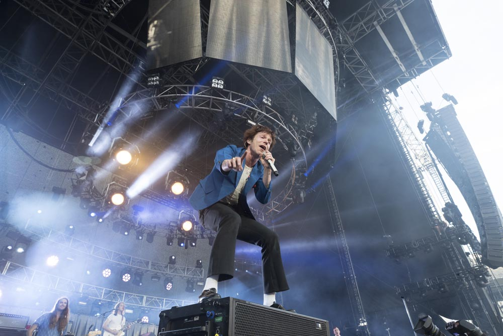 Matt Shultz - Cage the Elephant