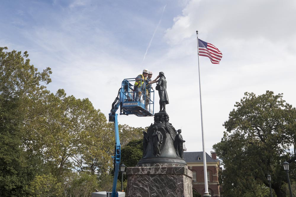 UVA-Jefferson_Statue_Cleaning_08HR_DA