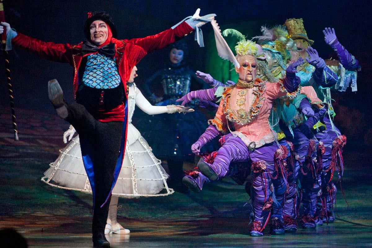Cirque du Soleil 2011