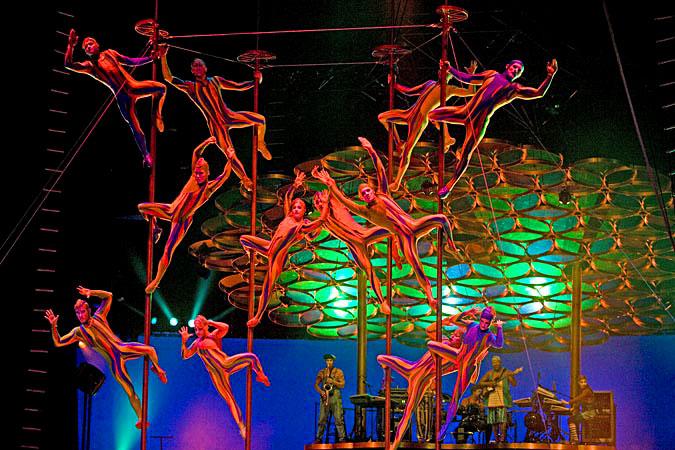 Cirque du Soleil 2008