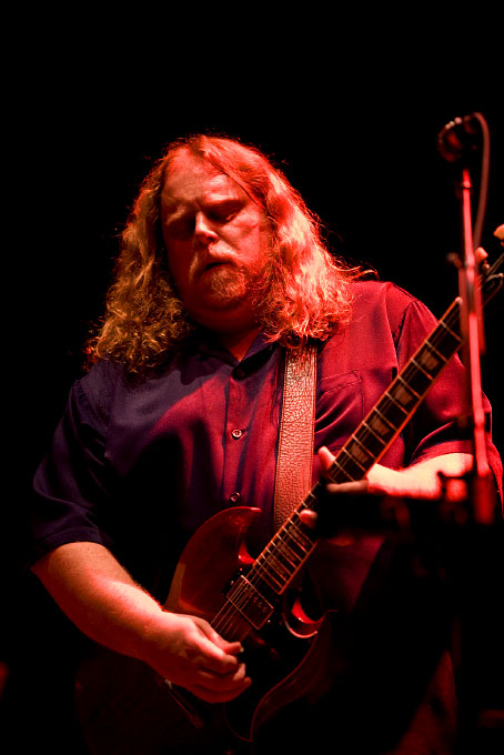 Warren Haynes - The Dead