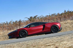 Robb Report Car of the Year in Paso Robles, CA - Nov 2020