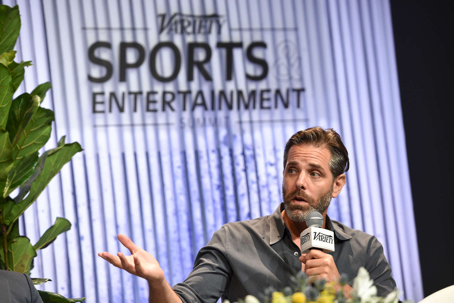 Mandatory Credit: Photo by Stewart Cook/Variety/REX/Shutterstock (8960146ih)Matt WolfVariety Sports Entertainment Summit, Los Angeles, USA - 13 Jul 2017