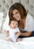Jamie-Lynn Sigler with new son Beau Kyle
