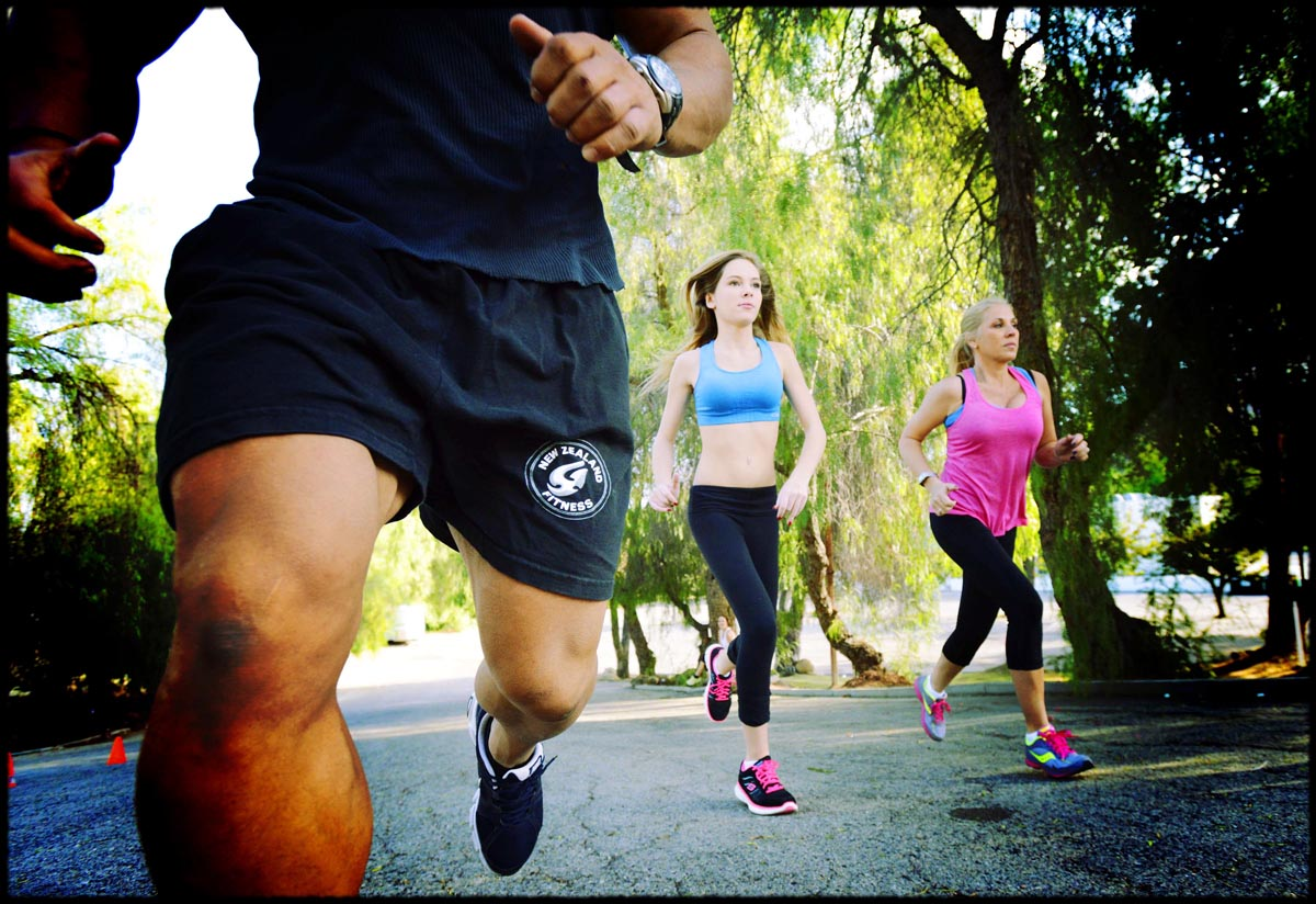 New Zealand Fitness personal trainers