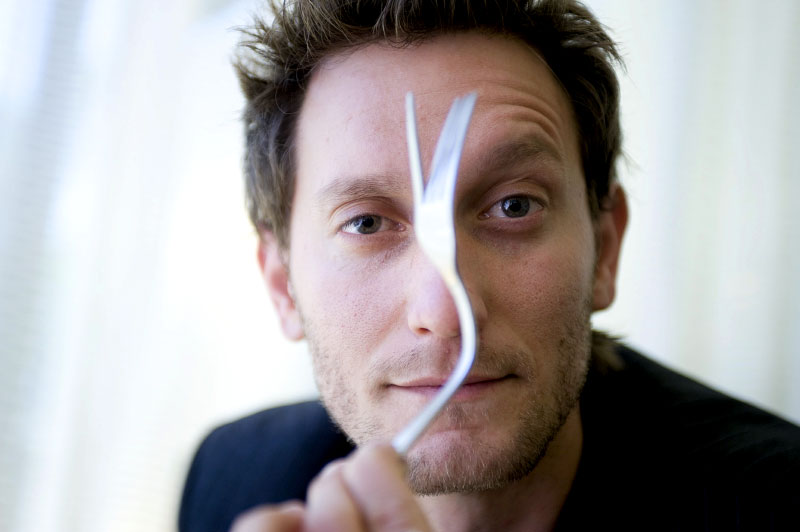 Lior Suchard who is a Mentalist. He can use his supernatural powers to bend objects and read minds.
