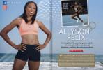 US Olympian Allyson Felix