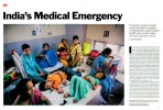'India's Medical Emergency', Time Asia, May 12, 2008.
