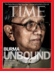 'Burma Unbound', Time Magazine, Jan. 21, 2013.